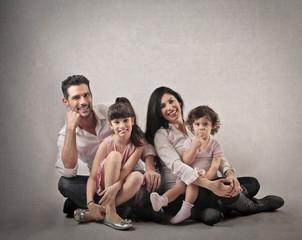 A nice family