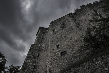 castello infestato