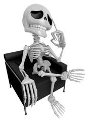 3D Skeleton Mascot is idea never crosses my mind. 3D Skull Chara