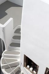 Staircase in Santorini