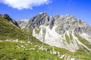 Widdersteingebirge