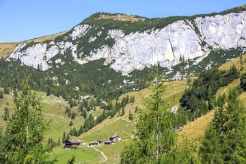 Dalfazalm, Rofangebirge, Tirol