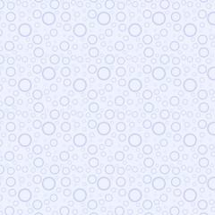Nahtloses skalierbares helles Muster mit Kreisen