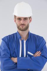 Professionnel du bâtiment