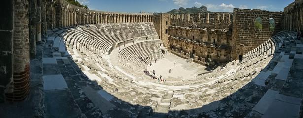 Aspendos Theater, Turkey