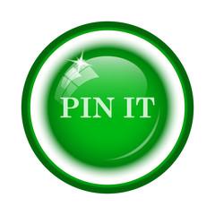 Pin it icon