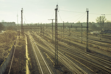 Berlin railways