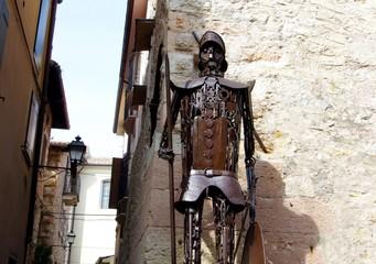 Ritter aus Eisen