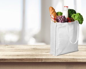 Bag. Environment Friendly Grocery Bag