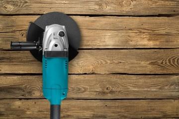 Power Tool. Cordless Tool Set