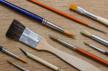 Art Watercolor Brushes