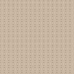 Original pattern of brown figures on a light background.