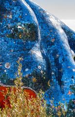 Giardino artistico dei Tarocchi in Toscana