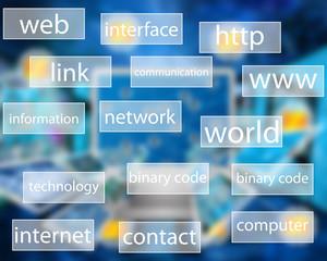 internet text