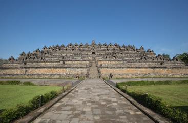 Borobudur Temple, Yogyakarta, Indonesia.