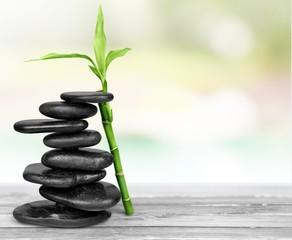Spa Treatment. Feng Shui Balance
