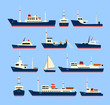 Ships set. - 81943655