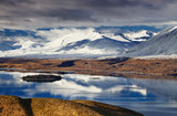 Fototapety Southern Alps, New Zealand