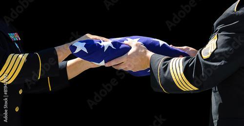 Handling the flag - 81947892