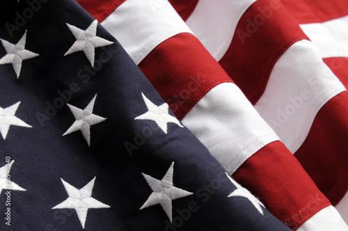 Zdjęcia na płótnie, fototapety, obrazy : American Flag