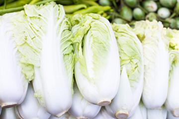vegetables in thai market