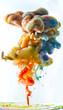 Colorful paint - 81948655