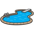 In Ground Swimming Pool - 81949037