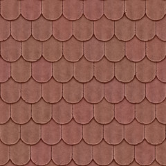 Old roof seamless generated texture