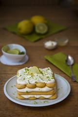 Lemon & Lime Tiramisu'