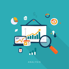 web development of analysis
