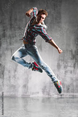 the dancer Plakát