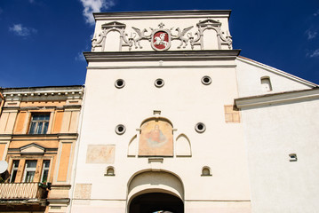 The Gate of Dawn, Vilnius, Lithuania
