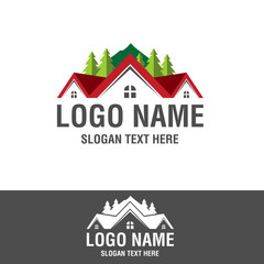 residential logo - home mountain 2