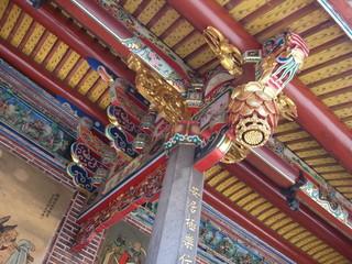 台湾 保安宮