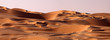 Leinwandbild Motiv Abu Dhabi dune's desert