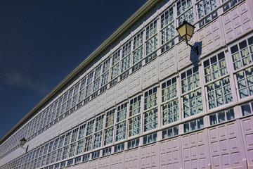 Galeria diagonal