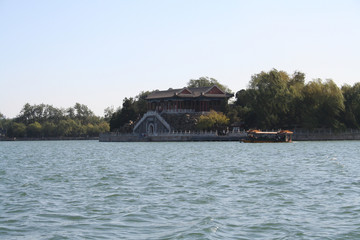 Summer Palace and Imperial Garden in Beijing