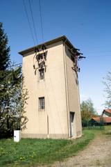 Stromverteilerhaus