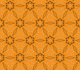 vector seampless pattern.