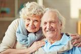 Fototapety Husband and wife