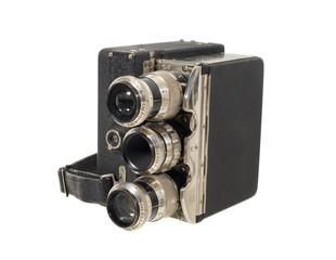 alte antike filmkamera, fotokamera
