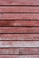 old red wood wall, background