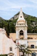 Church in Taormina, Sicily