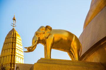 The elephant monument