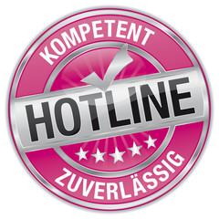 Hotline - kompetent und zuverlässig