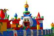 Inflatable child playground - 81976232