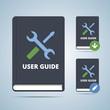 User Guide Manual Book Illustration - 81977653