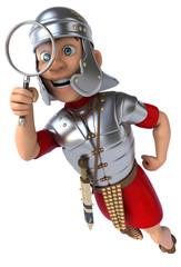 Fun roman soldier