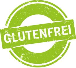 Button Stempel Glutenfrei