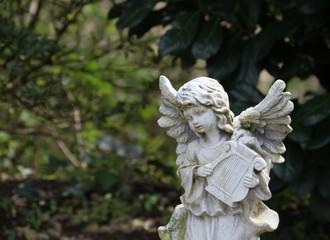 Engel mit Harfe